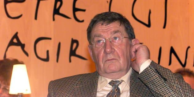 Louis Viannet, ancien secrétaire général de la CGT, est mort.