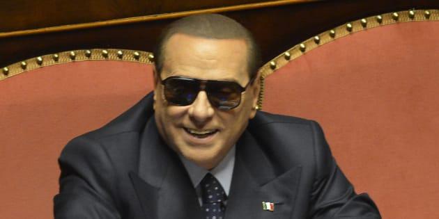 Salvini da Berlusconi