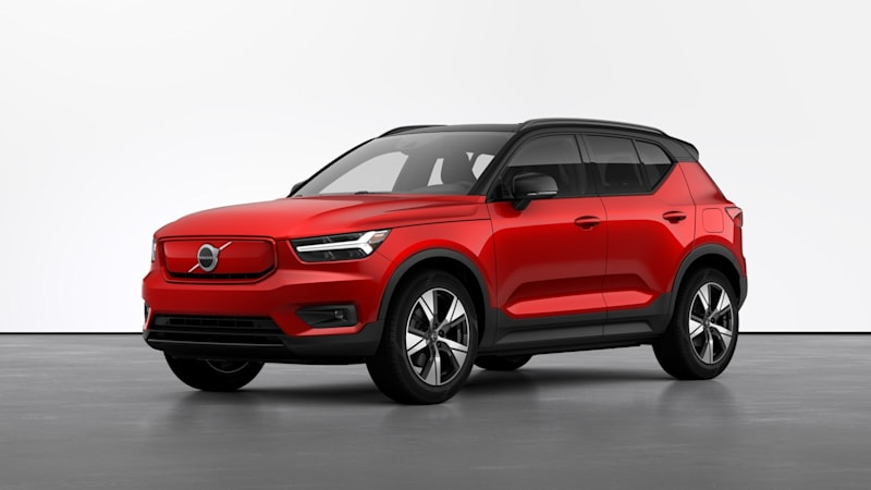 2021 Volvo XC40 Recharge gets a price, comes in at $54,985