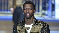 Le fils de P. Diddy défile pour la Fashion Week de