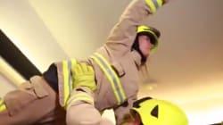 Ces pompiers rejouent Dirty Dancing et ça pourrait bien vous sauver la