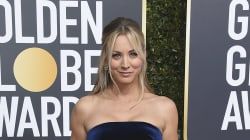 La confesión de Kaley Cuoco (Penny) sobre 'The Big Bang Theory' en los Globos de