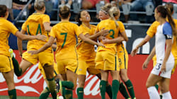 The Matildas Just Kicked The World's Best Team's Butt With An Awesome