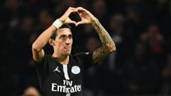 Le PSG sauvé contre Naples par un but somptueux de Di