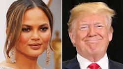 Chrissy Teigen Taunts Donald Trump Over Twitter Blocking