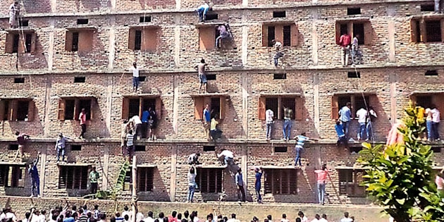 Bihar board class 10 exams begin