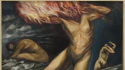 Salvador Allende fu ucciso prima che riuscisse ad inaugurare la mostra di queste 68 opere. Ora i quadri arrivano a
