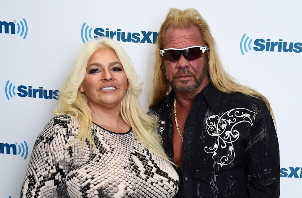 Dog the Bounty Hunter's daughter Bonnie says dad won't