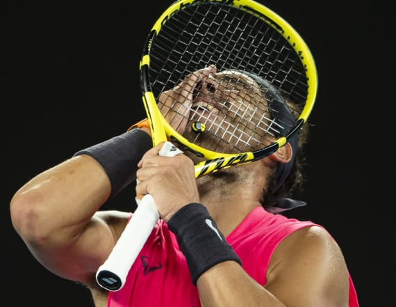 Nadal reveals 'scariest moment' he's had on a court
