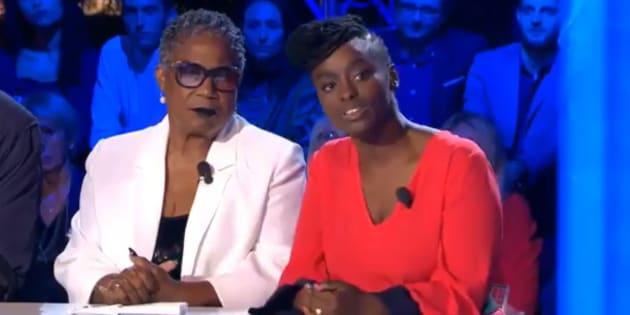 """Dans ONPC, Aïssa Maïga regrette que """"les personnages noirs"""" aient toujours """"les mêmes rôles"""" dans le cinéma français"""