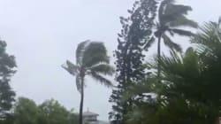 La Nouvelle-Calédonie frappée par un puissant