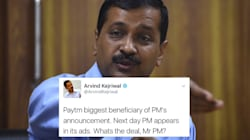 Paytm Chief Vijay Shekhar Had This Perfect Clapback To Arvind Kejriwal's
