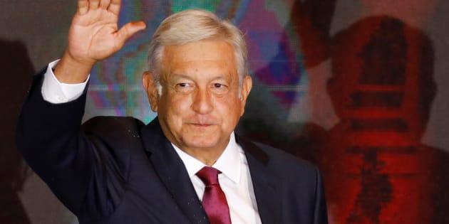 L'élection de Andrés Manuel LópezObrador, nouveau président mexicain, promet de belles joutes avec Trump sur Twitter