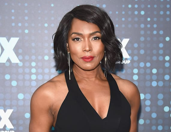Angela Bassett teases upcoming 'Black Panther'