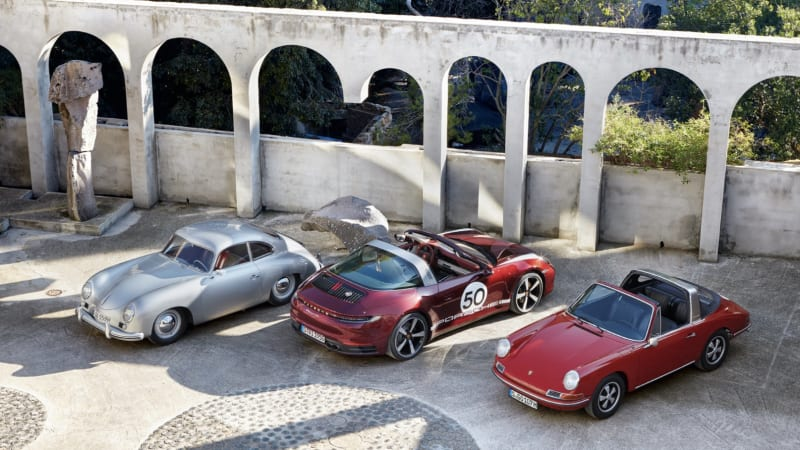 Porsche says its synthetic fuel will make internal combustion as clean as EVs