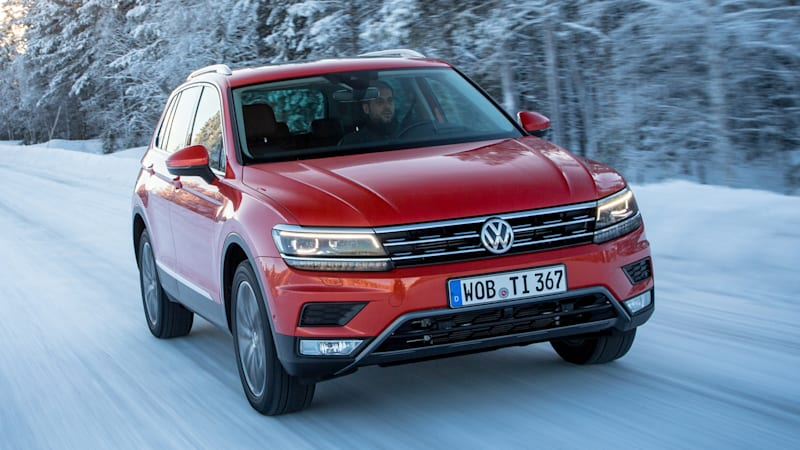 What Does Tiguan Mean >> Driving A Euro Spec Vw Tiguan And What It Means For The Us W Video