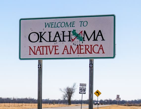 High court: Half of Oklahoma a Native reservation