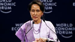 Aung San Suu Kyi Becomes First To Lose Honorary Canadian