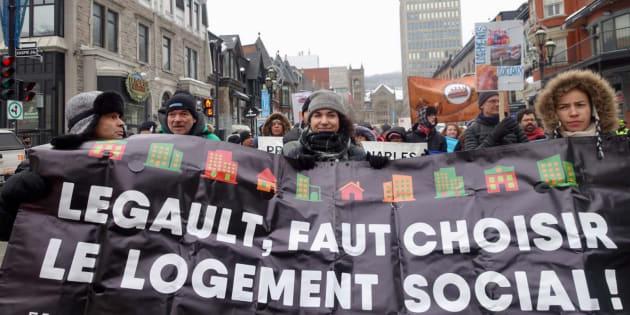 On a tous les indices d'un retour à une pénurie grave de logements, en particulier dans les régions de Gatineau et de Montréal, de même qu'en Montérégie et dans les Basses-Laurentides.