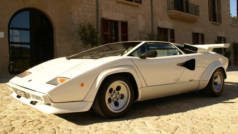 Would You Pay Lamborghini Aventador Money For A Countach Autoblog