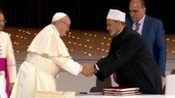 VIDEO: La visita histórica del papa Francisco a los Emiratos Árabes