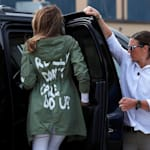 La moda de Melania es para atacar al propio Trump porque está ansiosa de