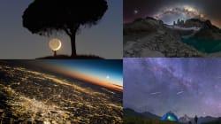 Los cielos nocturnos más bellos del