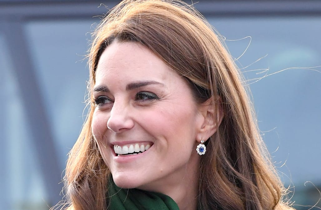 Kate Middleton reportedly swears by this beauty product that