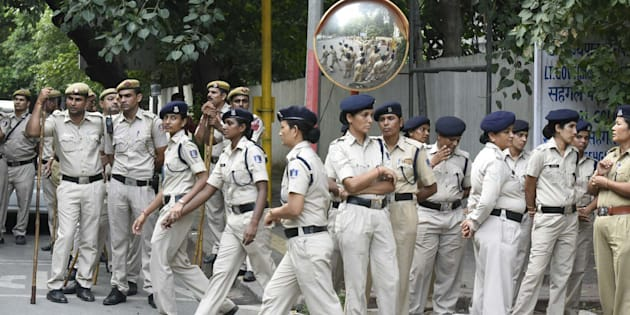 Four women, security guard found dead in Delhi