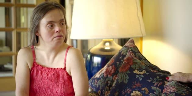 Cette vidéo montre les rêves difficiles des adultes porteurs de trisomie 21