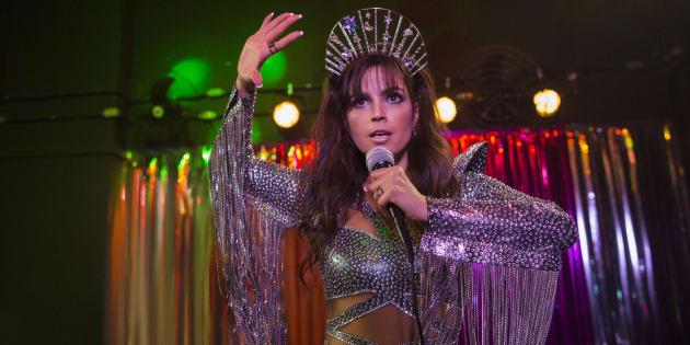 Emanuelle Araújo é 'Samantha!', ex-estrela do grupo mirim Turminha Pimplom.