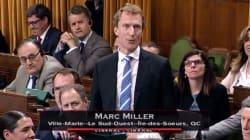 Ce député canadien s'exprime en mohawk pour