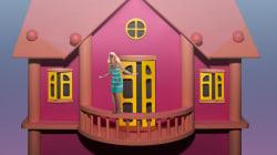 Esta es la casa de muñecas en la que la sociedad quiere que habiten las