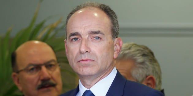 """Copé renonce aux législatives pour se """"consacrer à la ville de Meaux"""""""