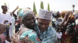 VIDÉO - Les lycéennes libérées par Boko Haram ont enfin retrouvé leurs