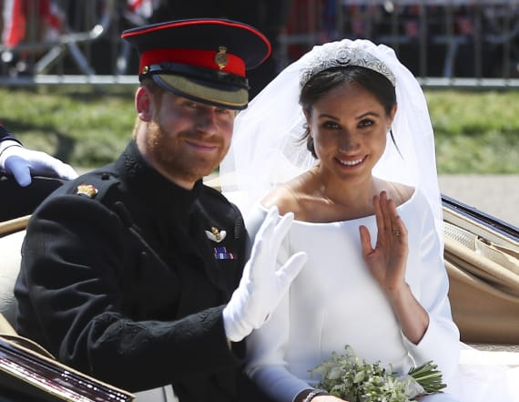 Prince Harry 'ready for a drink' after wedding