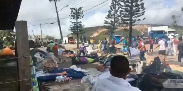 Des camps de migrants Vénézuéliens brûlés au Brésil, où ils sont pris pour cible