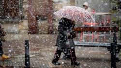 La nieve, el oleaje y el frío ponen en alerta 27 provincias (pero el finde mejora un