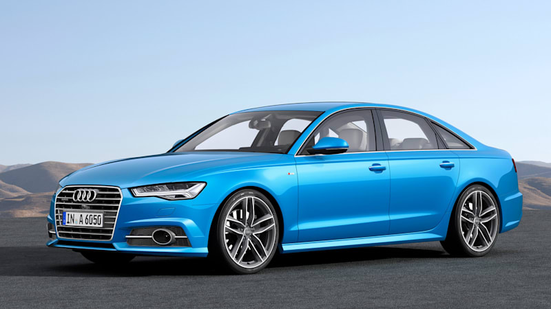 2016 audi a6 to start at $46,200*, a7 begins at $68,300* - autoblog