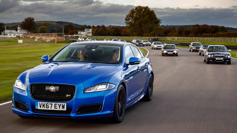 Jaguar XJ50 Road Trip Review