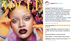 Rihanna Is The 1st Black Woman To Cover British Vogue's September