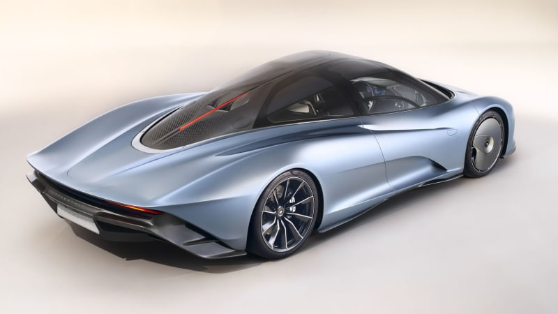 Mclaren Sdtail Revealed Looks Like A Vision From The Future Autoblog