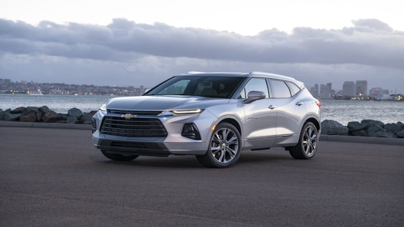 2020 Chevrolet Blazer 2.0T priced at $33,995 | Autoblog