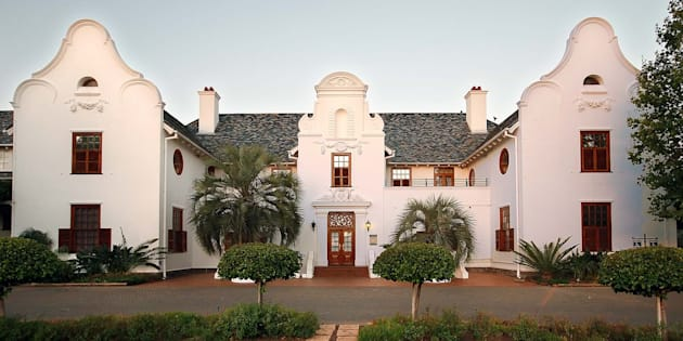 Oliewenhuis Art Museum in Bloemfontein is the home of South Africa's new National Art Bank