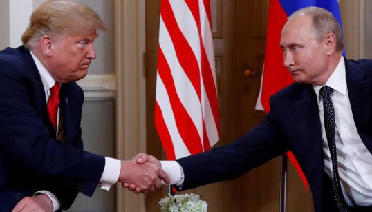 """Trump, tras su reunión de dos horas con Putin: """"Creo que es un buen"""