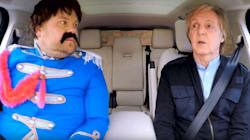WATCH: Paul McCartney's Carpool Karaoke Hailed As 'The Best So Far' By James