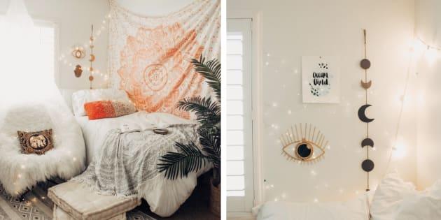 Como se inspirar na astrologia para decorar a sua casa.