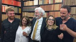 Sorpresa alla Cinquina dello Strega: è Paolo Cognetti il più