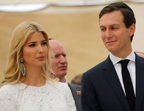 Kushner 'omitted' over $10 million in assets