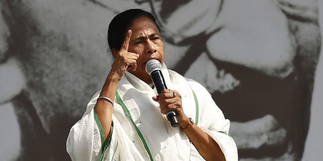 File photo of Mamata Banerjee, chief minister Bengal.